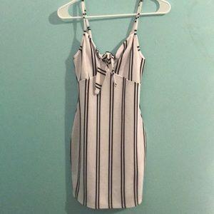 Rue21 Striped Bodycon Dress